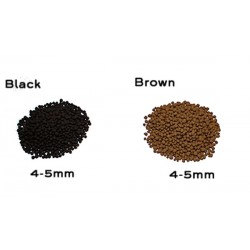 PLANT SOIL 1 KG. 3-4 MM BROWN