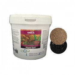 PLANT SOIL 7,5 KG. 3-4 MM BROWN