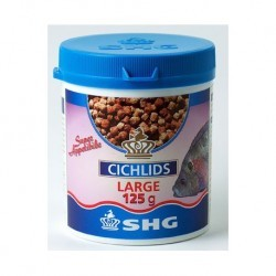 CICHLIDS LARGE 125GR.