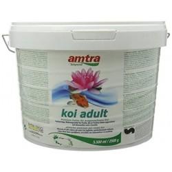 AMTRA KOI ADULT 2,5 KG.