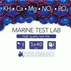 TEST MARINE LAB COLOMBO
