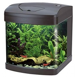 ACQUARIO XCUBE 26 LED BLACK