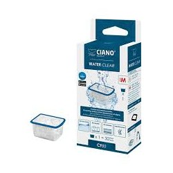 RICAMBIO WATER CLEAR BLUE L